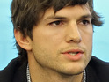 Ashton Kutcher wins his battle against a company that used his name on the press release for a sex tape.