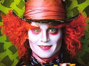 Movie - Alice In Wonderland
