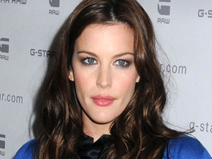 Liv Tyler at G-Star Raw's New York Fashion Week 2010 show