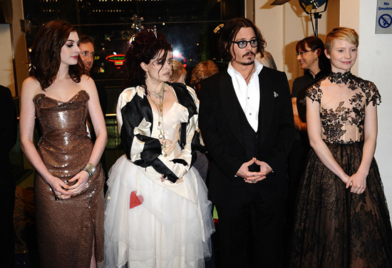 Alice In Wonderland: Royal Premiere
