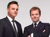 Ant and Dec presenting Push the Button