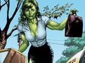 "Soule responds to claims that She-Hulk was created as a ""giant green porn star""."