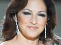 Gloria Estefan heads a protest against alleged abuses by the Cuban government.