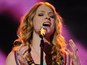 American Idol's Didi Benami says that she is eager to write with Crystal Bowersox.