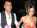 Ashley Cole reportedly tempts Cheryl to start a new life abroad with him.