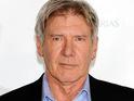 Harrison Ford tears off Smurf's head on 'Conan' - video