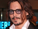 Johnny Depp to play rock star in new film