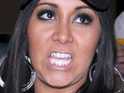 Nicole 'Snooki' Polizzi admits that she crashed a four-wheeler because she turned her head to look at a guy.