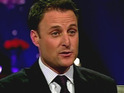 The Bachelor host Chris Harrison hints that a decision has been made.