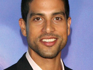 Adam Rodriguez attending the Ne...