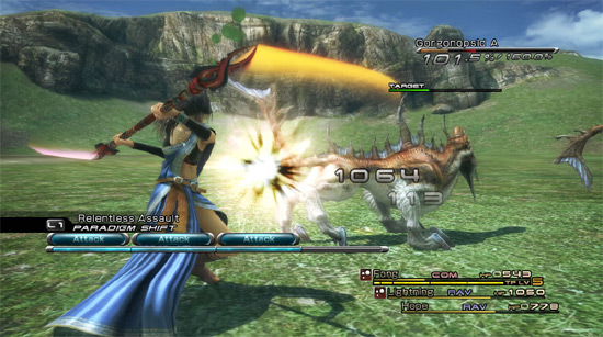 Gaming Review: Final Fantasy XIII