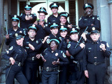Police Academy - Cast shot