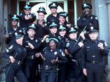 Police Academy - Cast shot