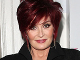 Sharon Osbourne at the MAC VIVA GLAM launch