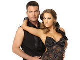 Dancing With The Stars - Aiden Turner and Edyta Sliwinska