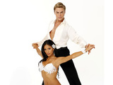 Dancing With The Stars - Nicole Scherzinger and Derek Hough