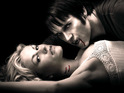 Stephen Moyer says that True Blood sex scenes with fiancé Anna Paquin are not awkward.