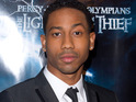 Brandon T Jackson kicked off flight