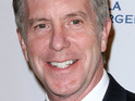 Tom Bergeron admits that he and Len Goodman are very good friends, despite his teasing of the judge.
