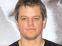 Actor Matt Damon reveals that being the only male in his household means he is always outnumbered.
