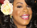 Actress and comedian Niecy Nash weds for the second time at a ceremony in California.