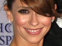 Jennifer Love Hewitt admits that she is nervous about her first Golden Globes nomination tonight.