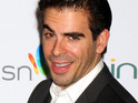 Eli Roth claims that he was traumatised as a child by watching Alien and The Evil Dead.