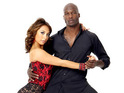 "Cheryl Burke jokes that her ring from Chad Ochocinco is a ""good luck charm""."