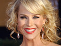 Julie Benz says that she hopes the lesbian plot on Desperate Housewives has a happy ending.