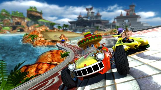 Gaming Review: Sonic & SEGA All-Stars Racing