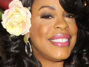 Niecy Nash at the Suite Relief Pre-Oscar Gifting suite, Los Angeles