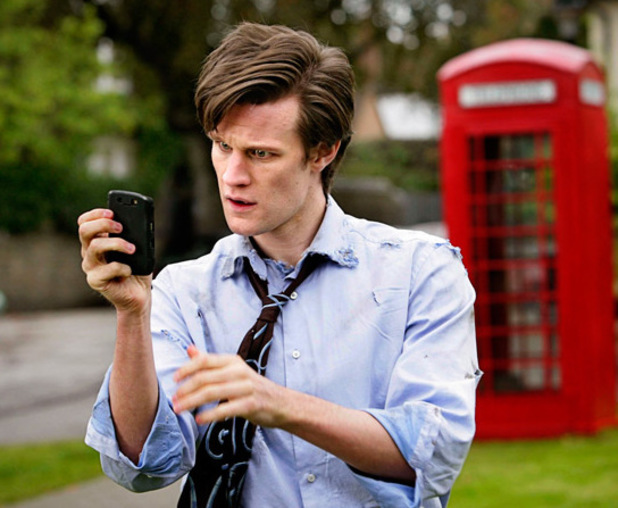The Doctor in The Eleventh Hour
