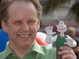 Nick Park and Wallace