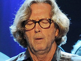 Eric Clapton performing