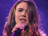 Joss Stone performing at the O2 Shepherds Bush Empire