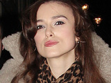 Keira Knightley after her performance in &#39;The Misanthrope&#39;