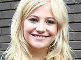 Pixie Lott outside the ITV studios