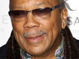 Quincy Jones at a book signing for Emilio Estefan's 'The Rhythm of Success', Hollywood