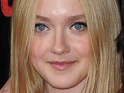 Dakota Fanning admits that she was nervous about singing in The Runaways.