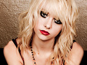 Taylor Momsen models a new clothing line designed by Madonna and her daugter Lourdes.