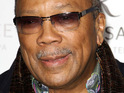 Quincy Jones says he is proud to support streaming music services like Spotify.