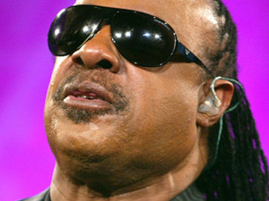 Stevie Wonder, AAPD Image Award Recipient at a Gala Celebrating 20 Years of The Americans With Disabilities Act