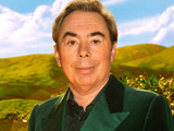 Over The Rainbow judge Lord Andrew Lloyd Webber