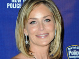 Sharon Stone at the New York Police Foundation 32nd Annual Fundraising dinner
