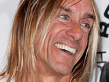 Iggy Pop at the 25th Annual Rock And Roll Hall Of Fame Induction Ceremony