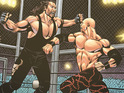 A prequel to Titan Publishing's WWE Heroes comic series arrives on the App Store.
