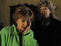 Audrey slaps Rita as the pair rake over old ground during tonight's episodes of Corrie.