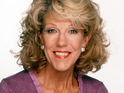 Sue Nicholls says that she would love to see Rula Lenska film more Coronation Street scenes.