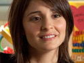 Shiri Appleby discusses her character's love triangle on Life Unexpected.