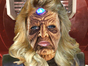 Cult Paris Hilton Davros